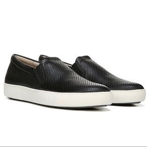 Naturalizer Marianne Black Leather Sneaker